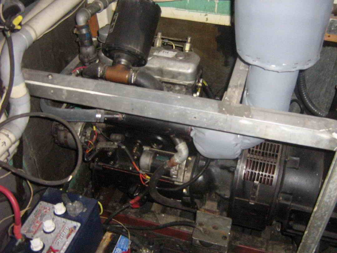 Wood Sather Pilothouse Motor Yacht image 111