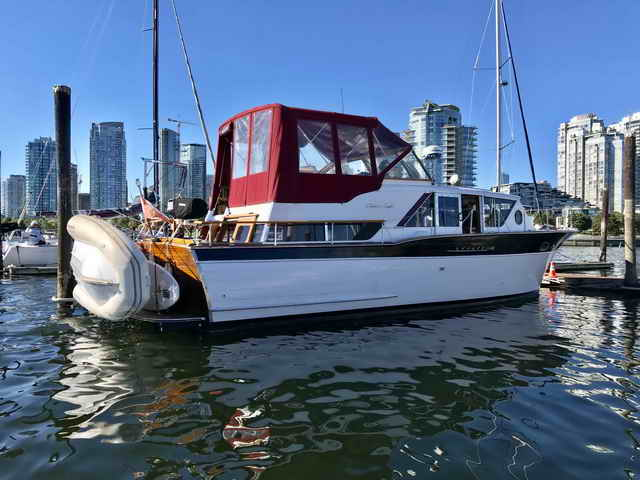 Chris Craft Conqueror Family Cruiser image 0