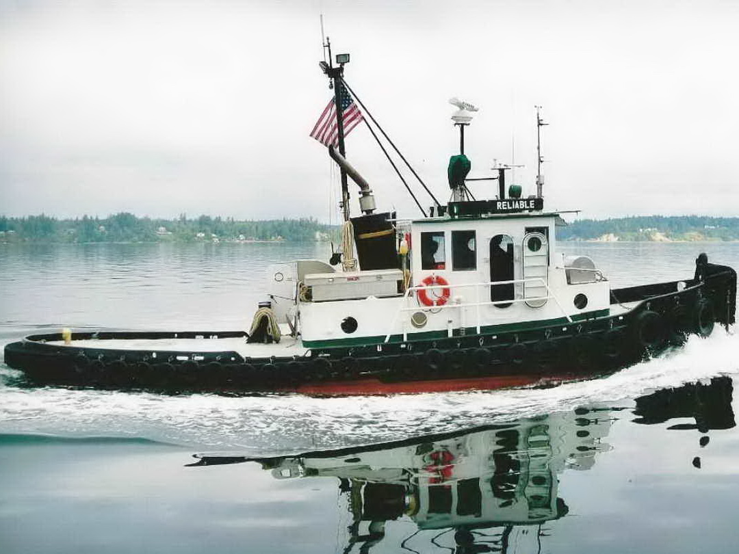 Harbour Tug Boat - Burger Boat Co. image 0