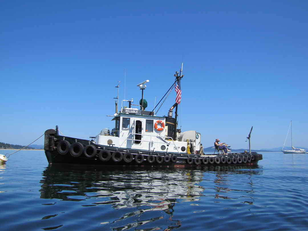 Harbour Tug Boat - Burger Boat Co. image 1