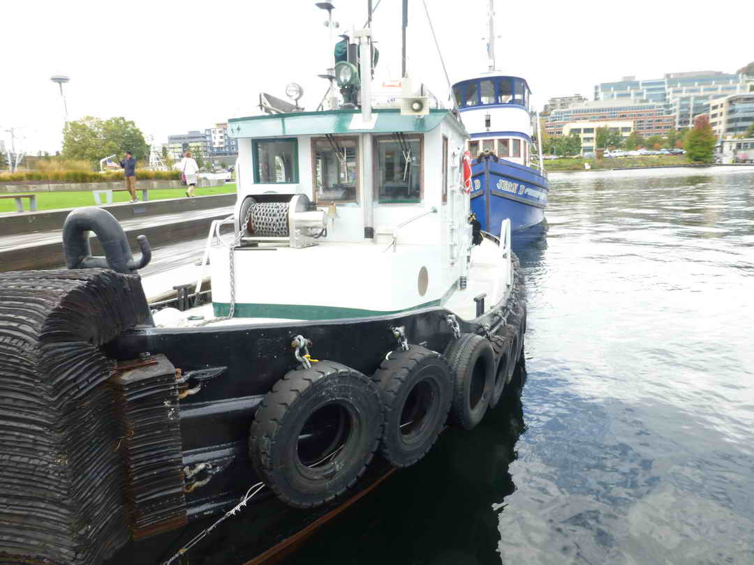 Harbour Tug Boat - Burger Boat Co. image 4