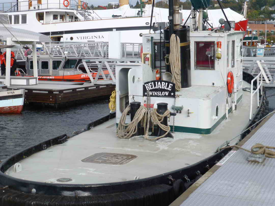 Harbour Tug Boat - Burger Boat Co. image 13