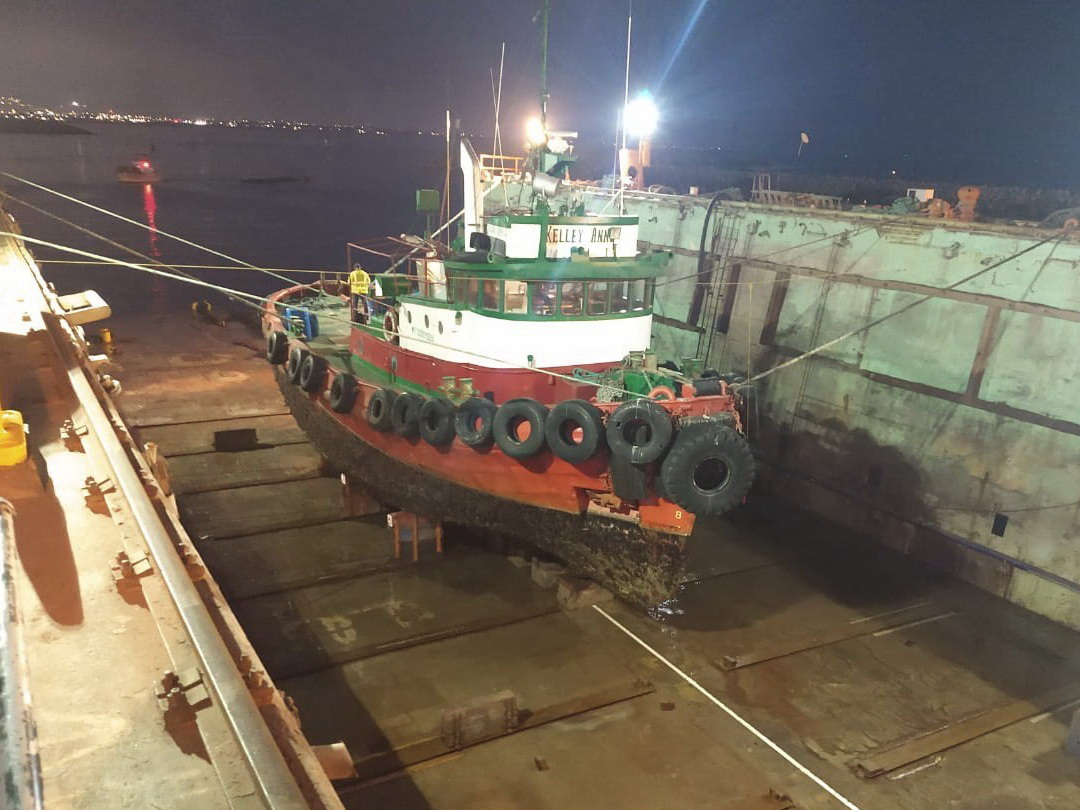 Tugboat For Sale image 1
