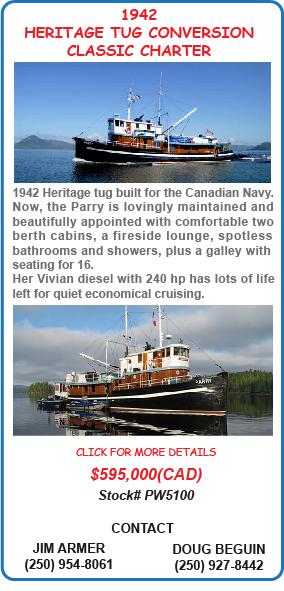 Heritage Tug Conversion