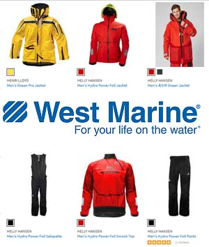 West Marine - Offshore Gear