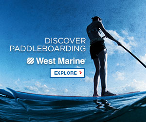 Discover Paddleboarding - West Marine Paddleboards