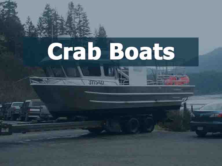 Crab Boats For Sale