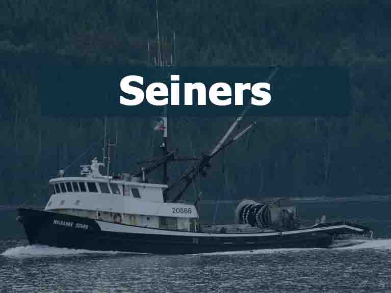 Seiners For Sale