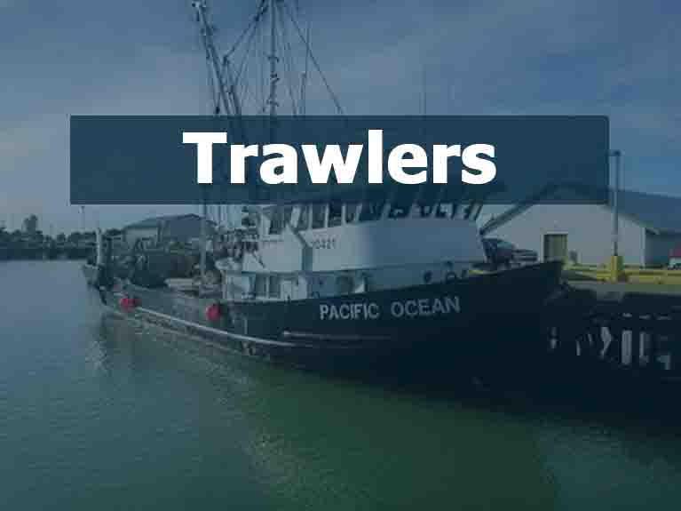 Trawlers For Sale