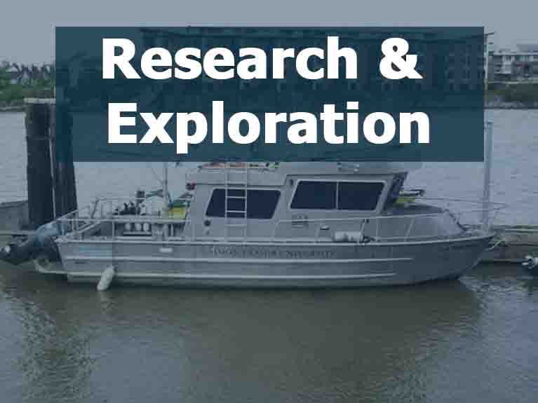 Used Research and Exploration Boats For Sale