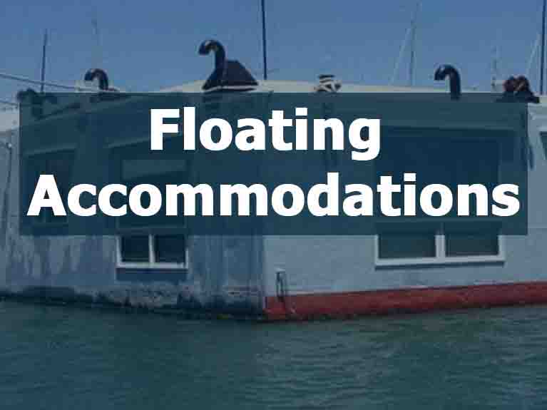 Used Floating Accommodations For Sale