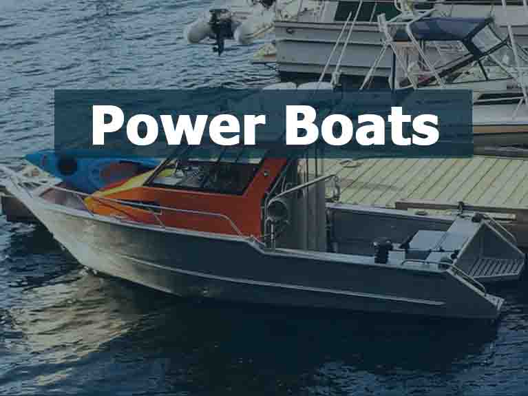 Used Power Boats For Sale