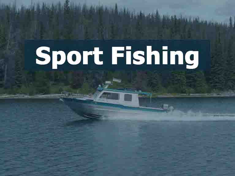 Used Sport Fishing Boats For Sale