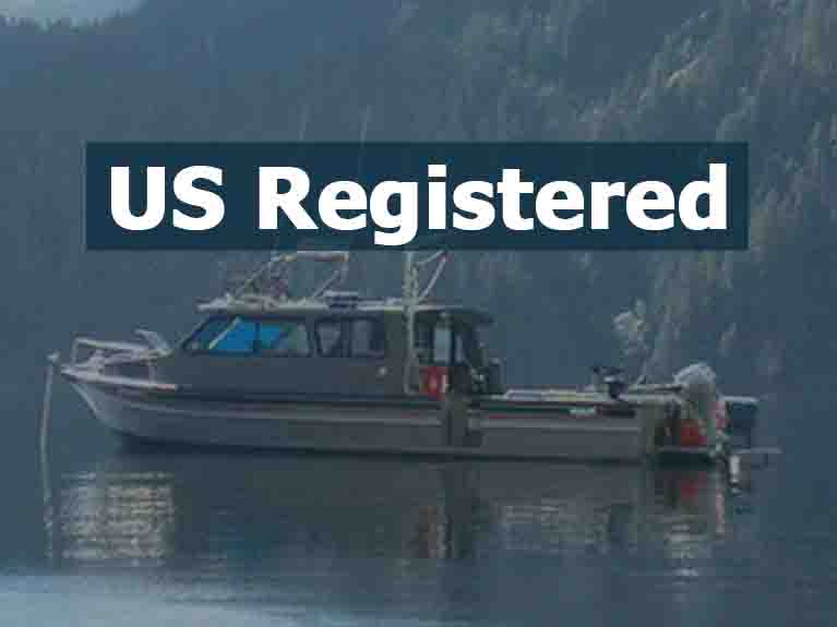 Used US Registered Boats For Sale