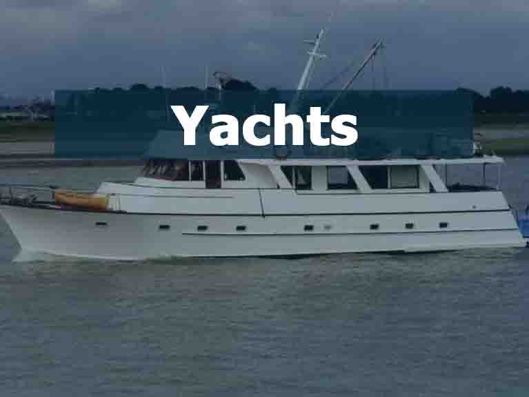Used Yachts For Sale