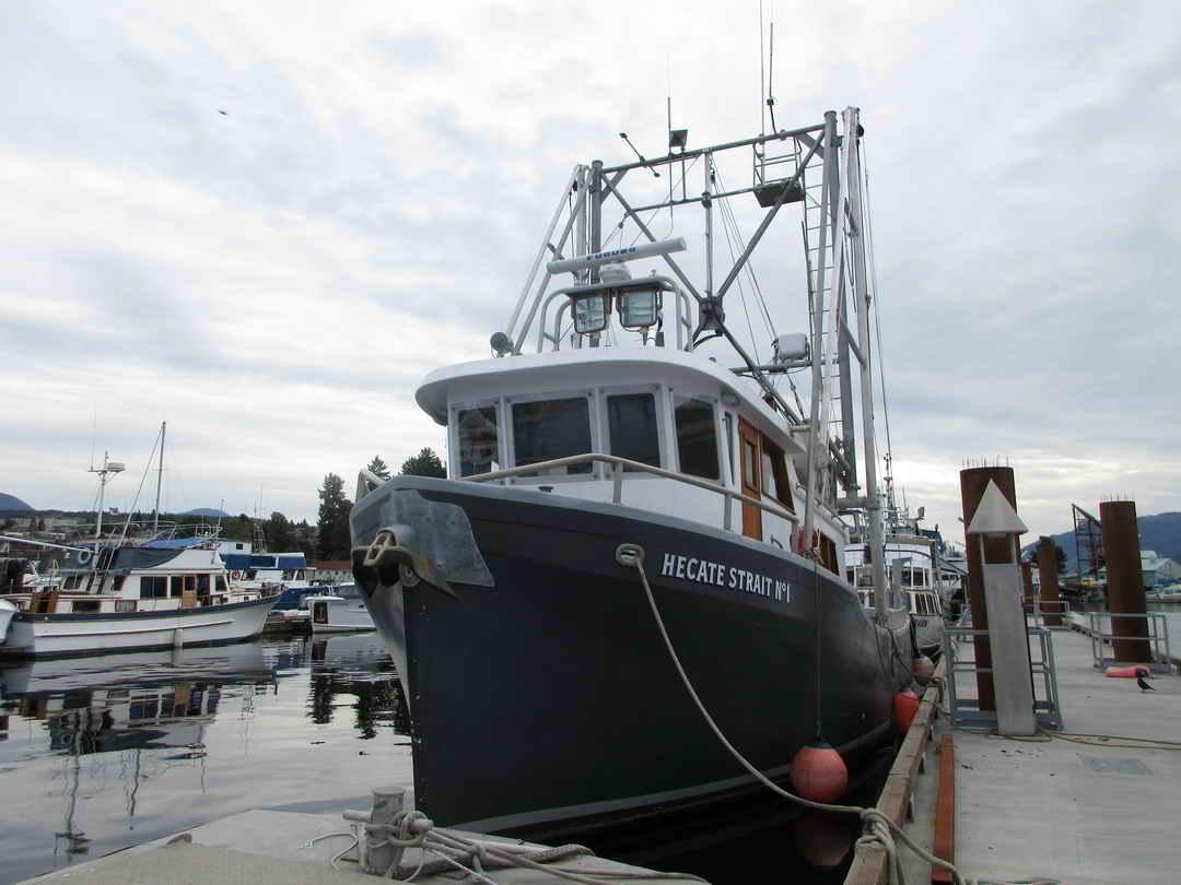Pelagic Freezer Shrimp Trawler