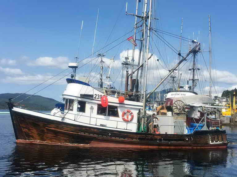 Used Commercial Fishing Boats For Sale - Licenced Fishing
