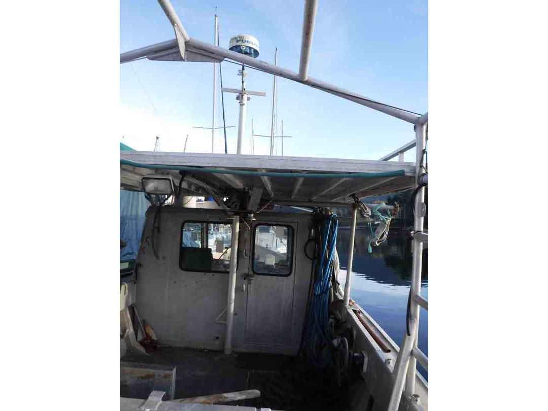 Lifetimer Prawn Crab Boat