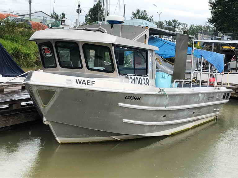 Commercial Crab Boats For Sale | Crab Boat Sales