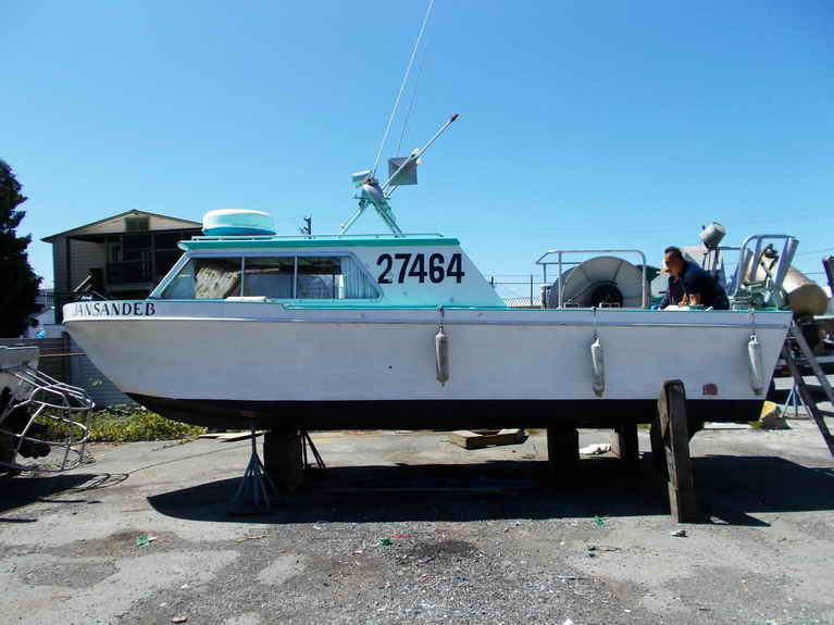 Used Commercial Fishing Boats For Sale Licenced Fishing Boats