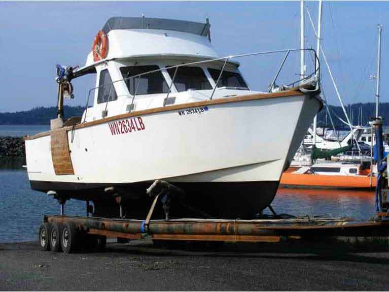 Used Commercial Fishing Boats For Sale in Washington