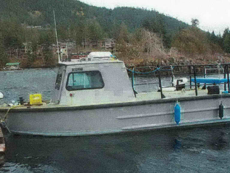 Aluminum Boats For Sale Bc >> Aluminum Freight Ex Navy