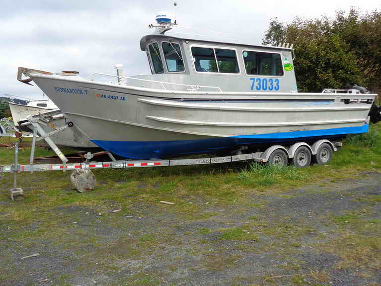 Aluminum Boats For Sale Bc >> Silver Streak Sport Fishing Boat