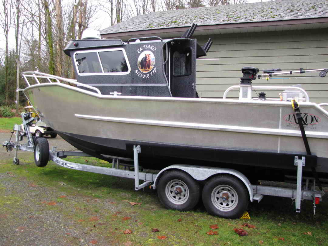 Jaxon Craft 27 Guide Dive Sport Fishing Boat image 1