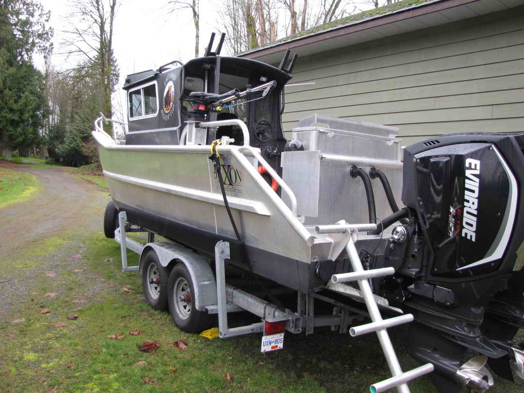 Jaxon Craft 27 Guide Dive Sport Fishing Boat image 2
