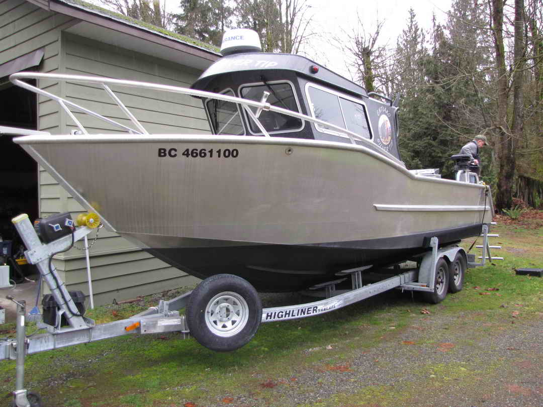 Jaxon Craft 27 Guide Dive Sport Fishing Boat image 3