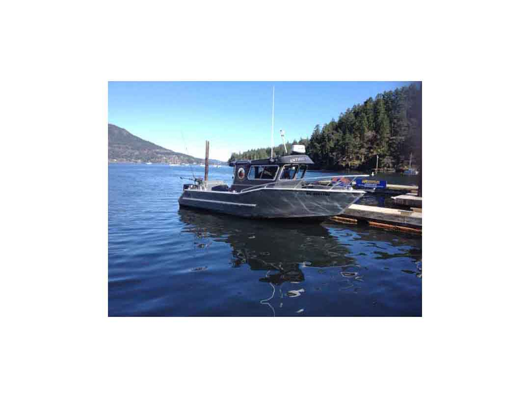 Jaxon Craft 27 Guide Dive Sport Fishing Boat image 6