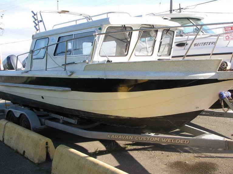Aluminum Boats For Sale Bc >> Harbercraft Cuddy Cabin