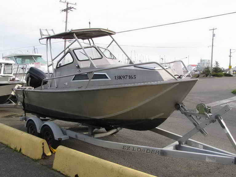 Aluminum Boats For Sale Bc >> Kellahan Sport Fisher