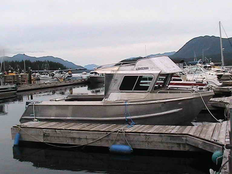 Used Pleasure Boats For Sale in BC | Used Power Boats for