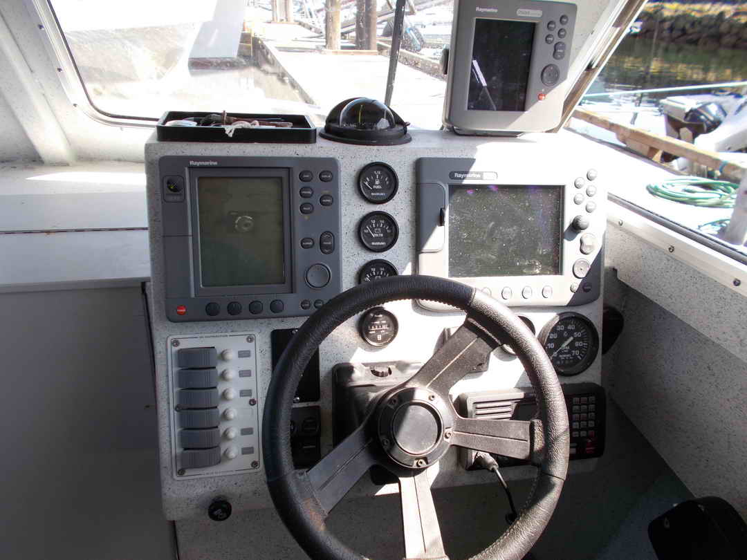 Sport Fisher Cruiser Cuddy Cabin image 17