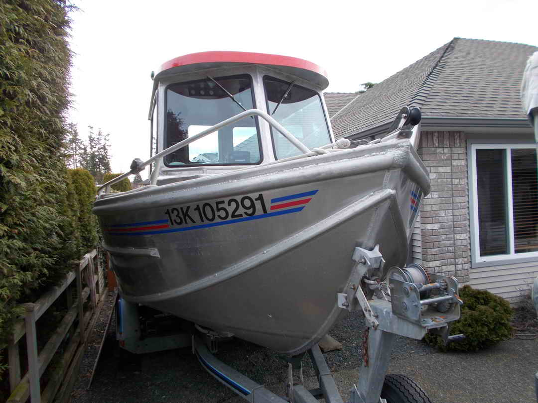 Sport Fisher Work Boat image 1
