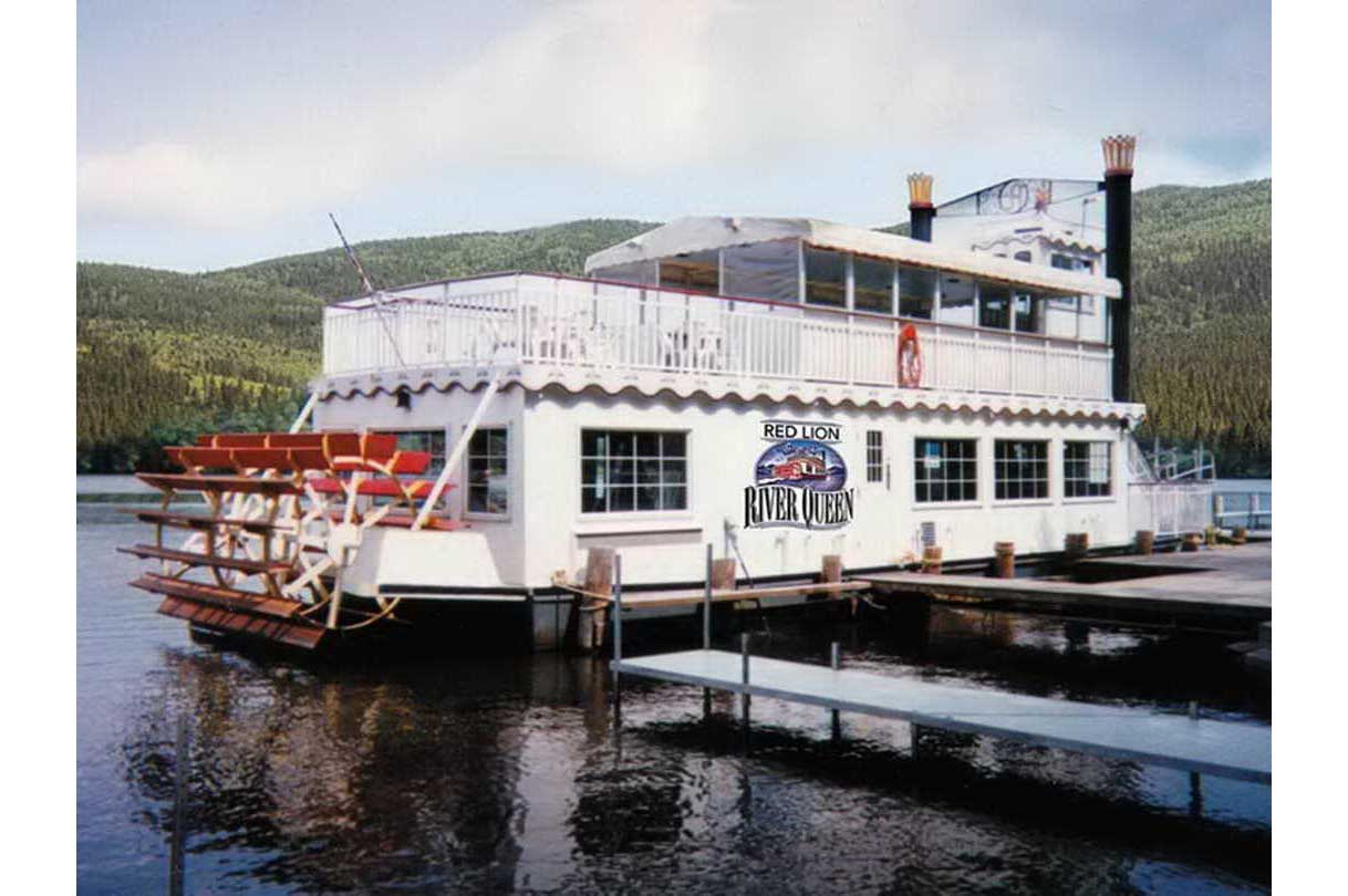 skipperliner paddle wheeler