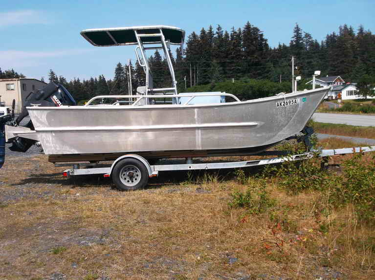 Used Fishing Boats For Sale >> Aluminum Boats Aluminum Fishing Boats Used Aluminum