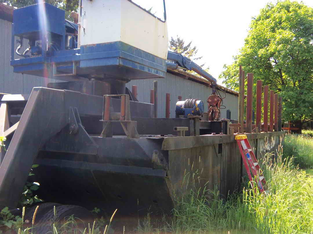 Steel Portable Barge image 5