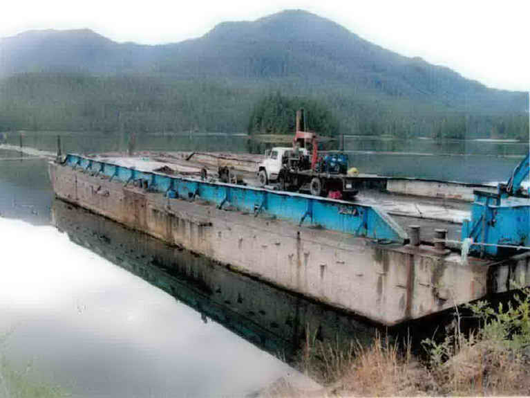 Barges, Barges For Sale, Industrial Barges For Sale