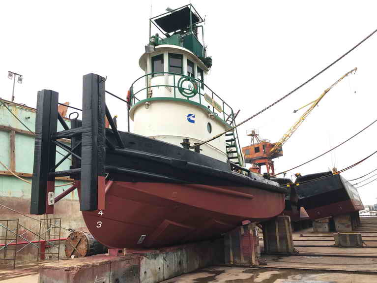 Tugs For Sale | Tug Boat Sales | Tugboats For Sale | Tug