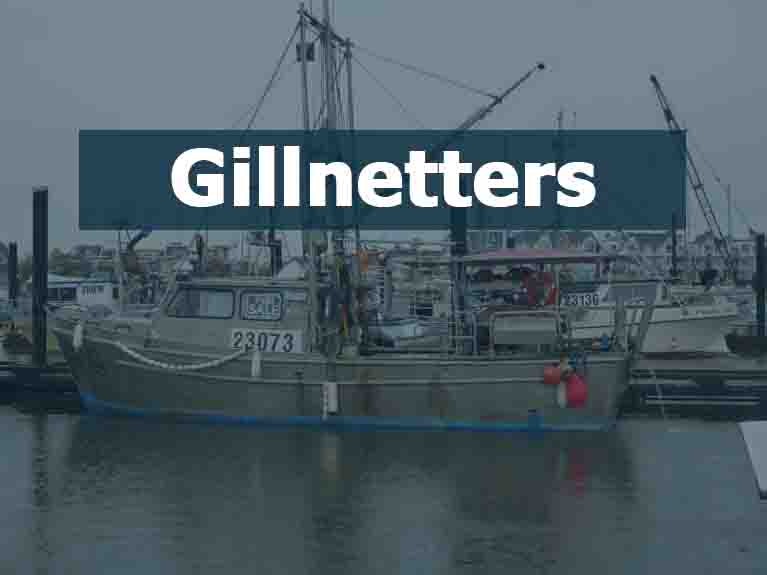 Gillnetters For Sale
