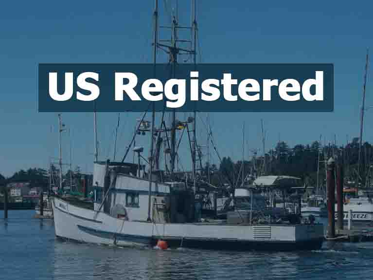 US Registered Fishing Boats For Sale