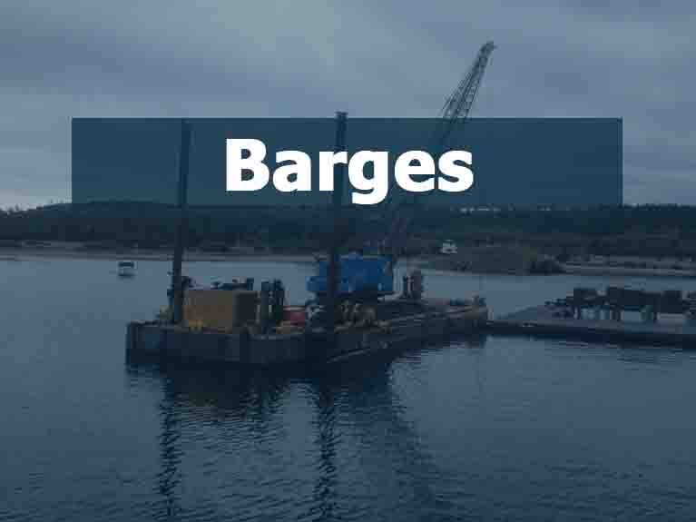Used Barges For Sale