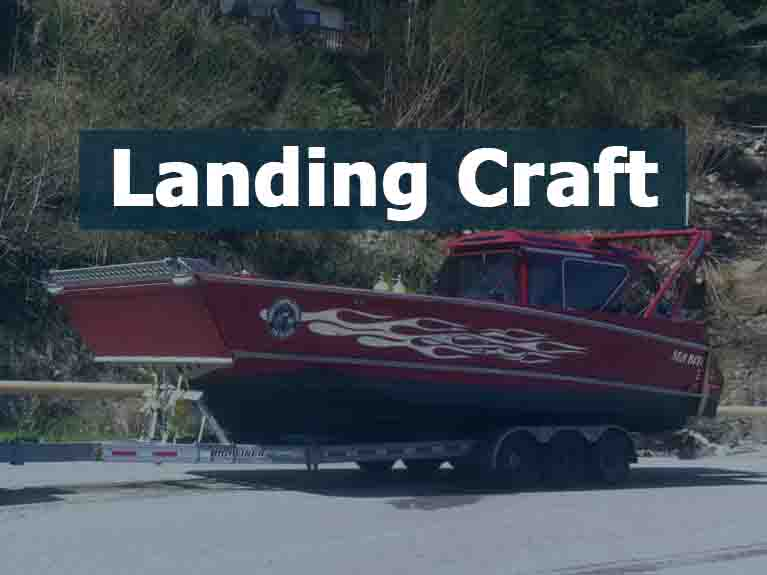 Used Landing Craft For Sale