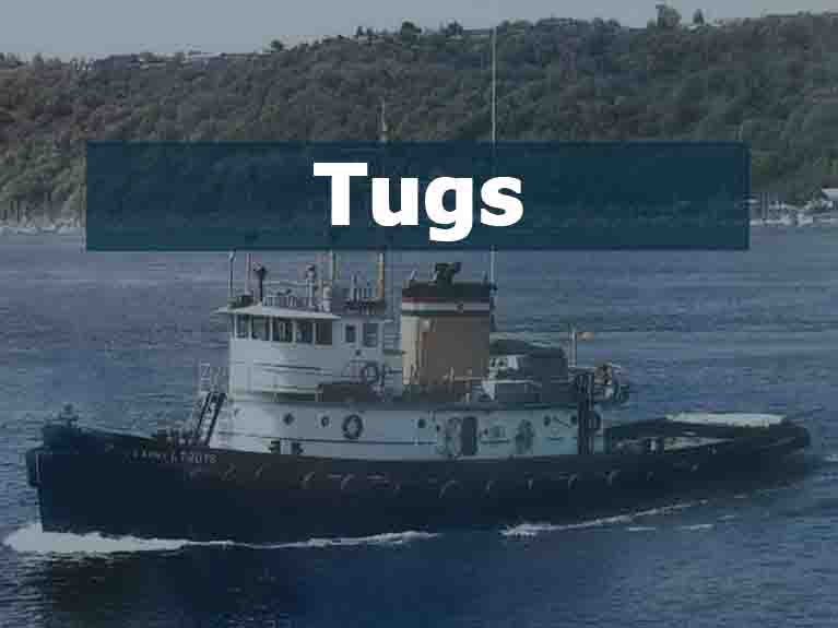 Used Tugboats For Sale