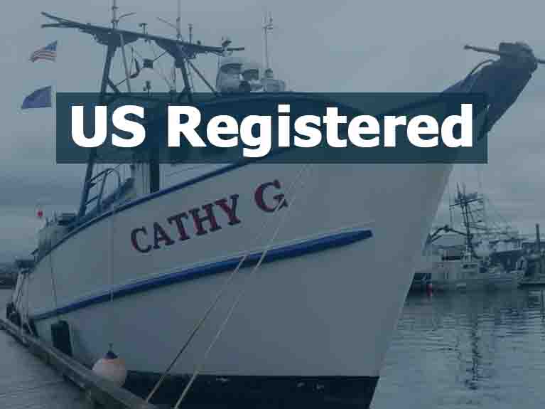 Used US Registered Industrial Boats For Sale