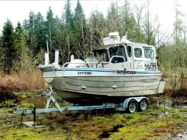 Used Fishing Boats For Sale >> Salmon Bowpicker Gillnetter