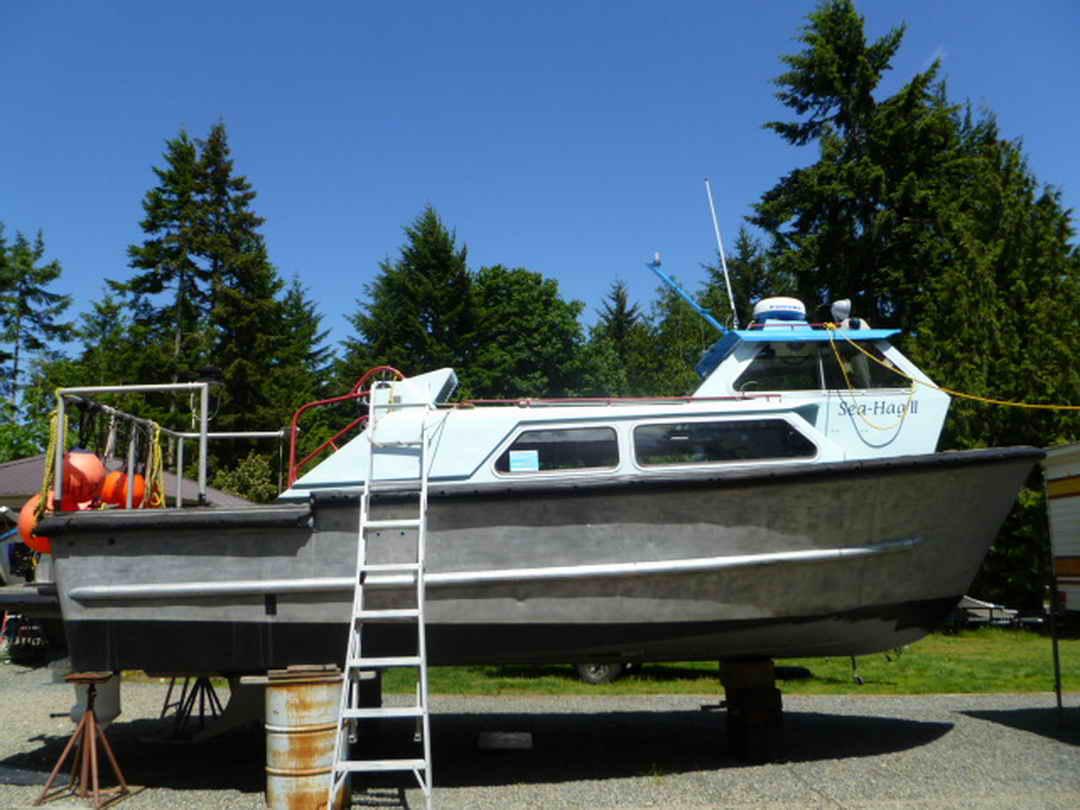 Aluminum Crew Boat Water Taxi